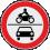 Verbot Fahren