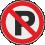 Verbot Parken