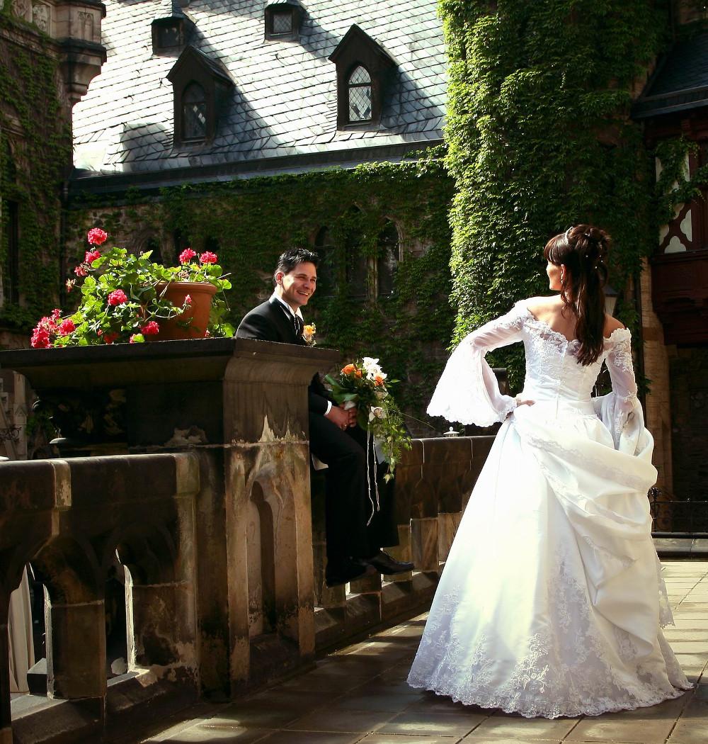 Hochzeiten Schloss Wernigerode